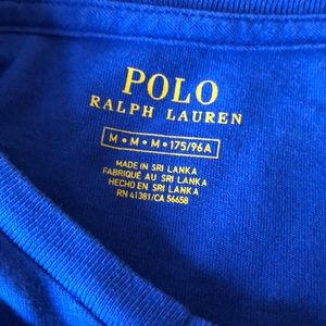 Polo by Ralph Lauren Shirts - Polo T Shirt